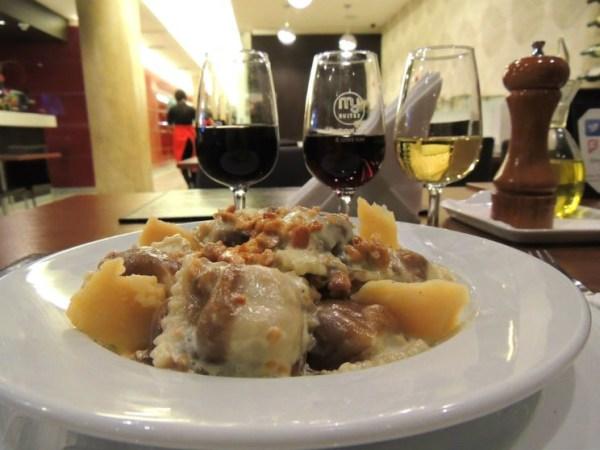 ravioli pera com gorgonzola my suites