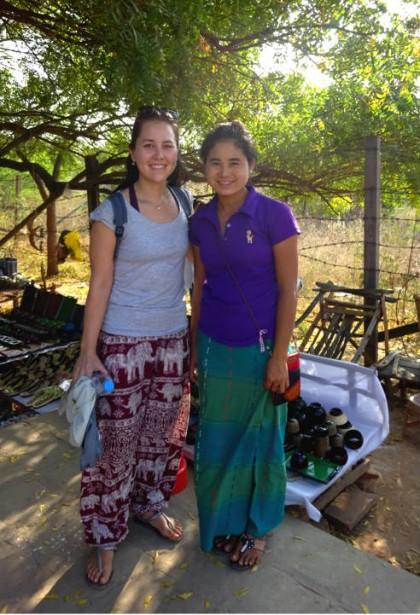simpatia birmanesa myanmar