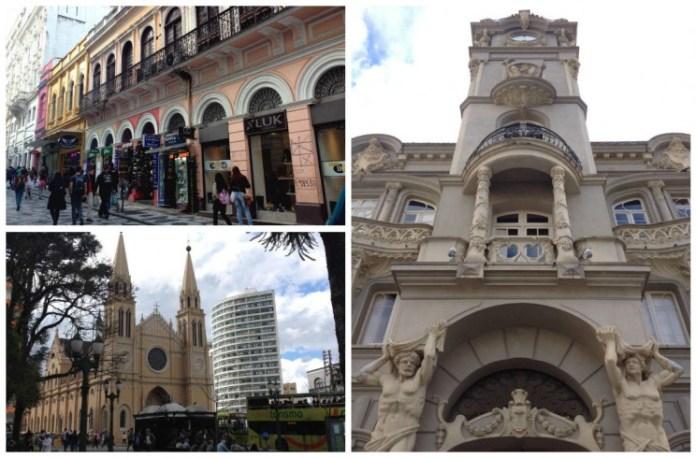 Tour Centro Histórico Curitiba