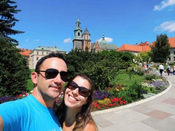 Jardins do Castelo de Wawel