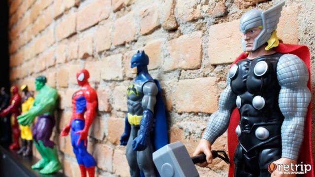 Blocktime Coworking super herois