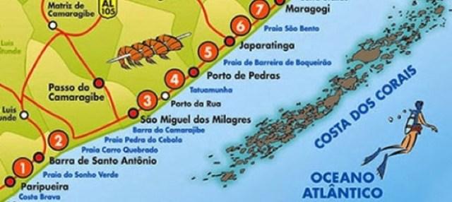 Costa São Miguel dos Milagres 1