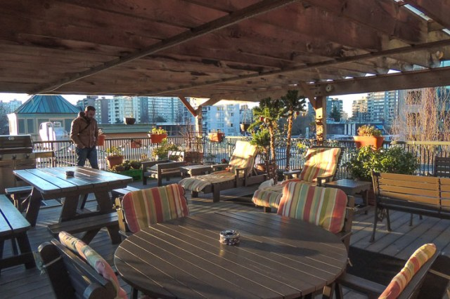 Hotel em Vancouver