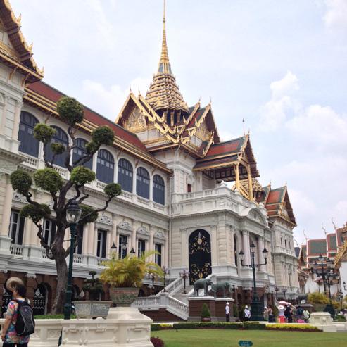Gran Palace - antigo Palácio real