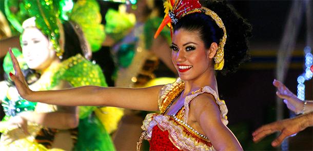 The Riviera Maya Carnival Mexican Tradition