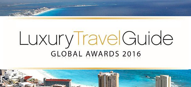 We are nominated for the Luxury Travel Guide Awards 2016