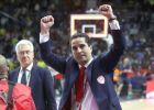 Σφαιρόπουλος, ο 'μελαχρινός' του Ολυμπιακού