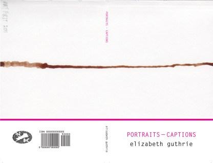 Elizabeth Guthrie - Portraits Captions