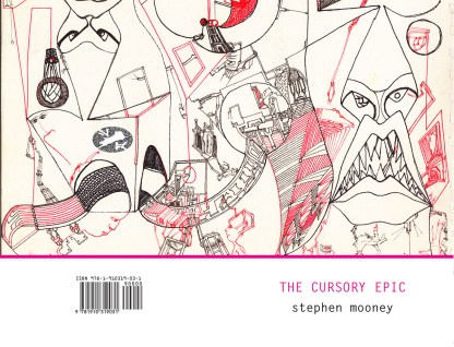 Stephen Mooney - The Cursory Epic