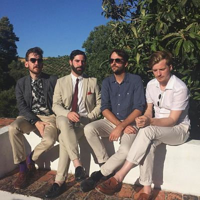 Booking agent for Foals Indie Rock Band Contraband Events
