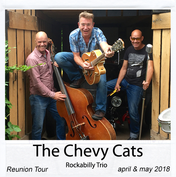 the chevy cats contrabookings