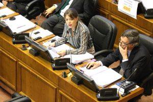 Senadora von Baer_ sesion especial