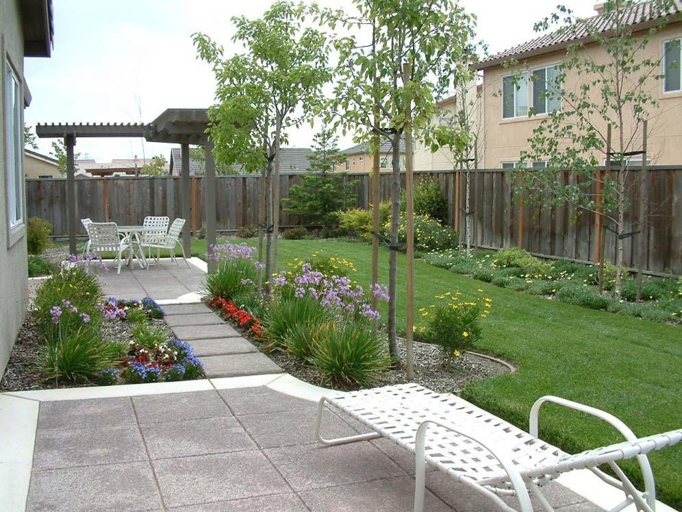 Townhouse Backyards | Joy Studio Design Gallery - Best Design on Small Townhouse Backyard Patio Ideas id=43165
