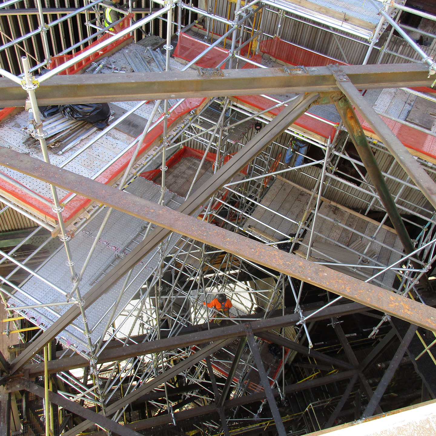 Industrial Scaffolding Rentals & Equipment | Contractors Access