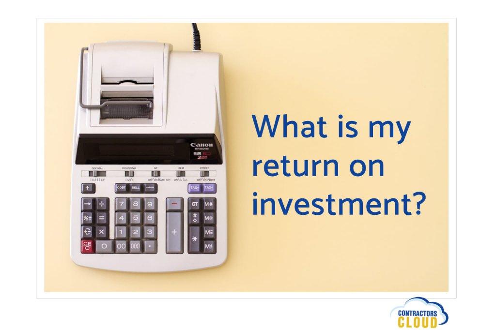 Calculator - CRM Return on Investment