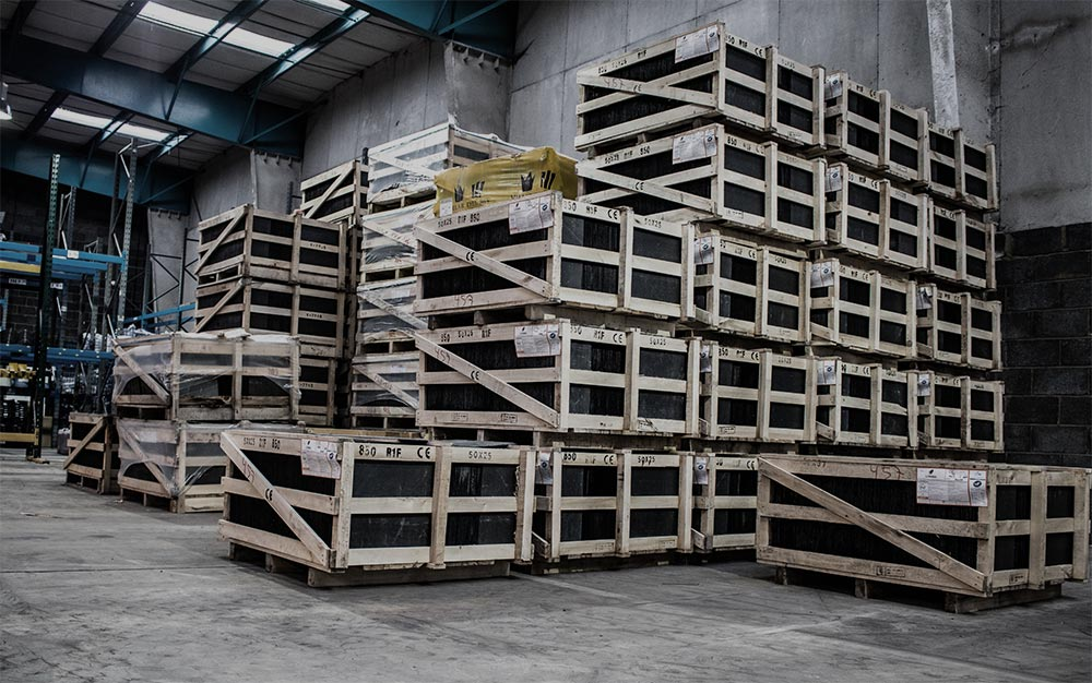 5 top building materials distributors used by Contractors Cloud customers.