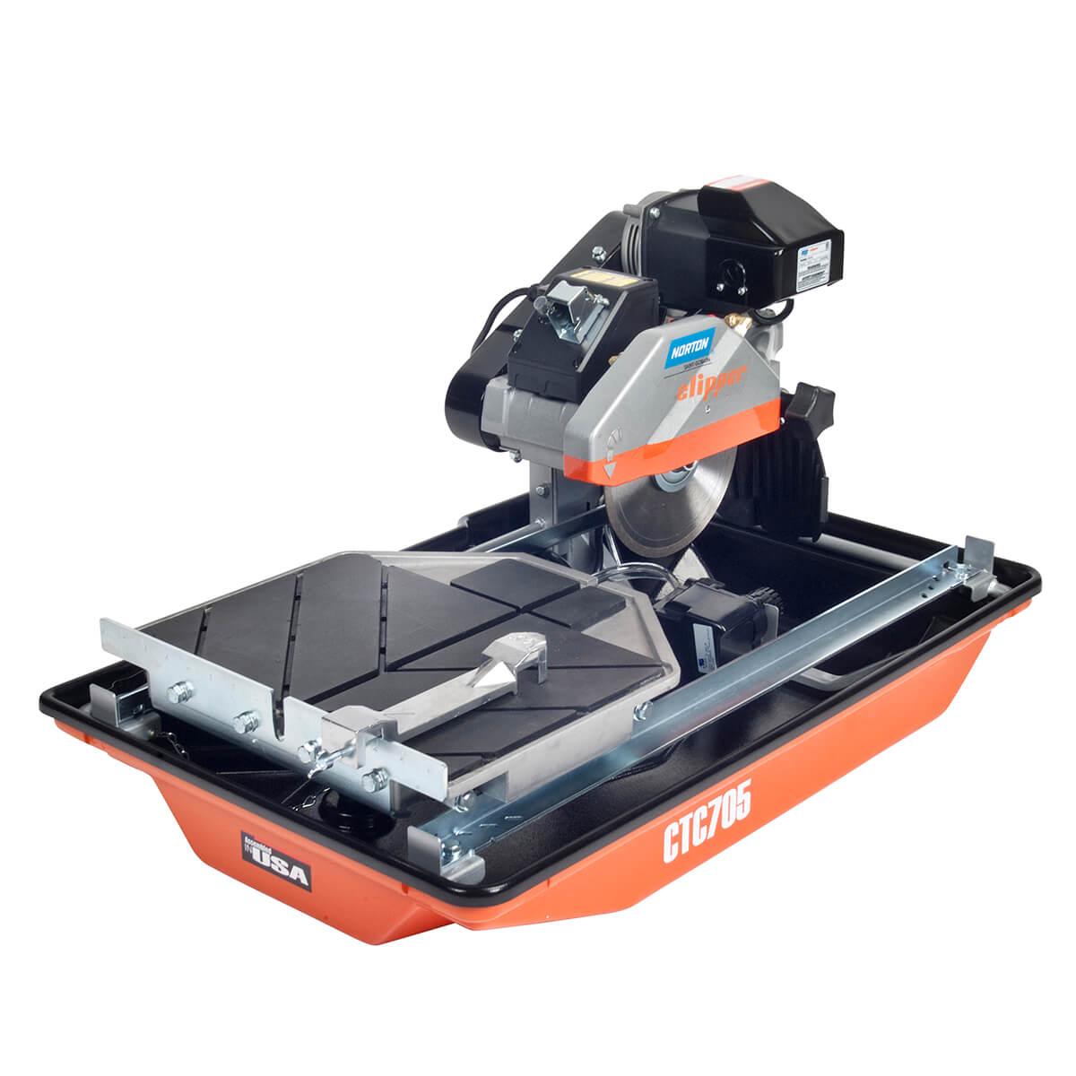 ctc705 norton clipper 7 inch tile saw