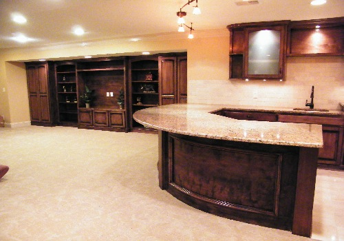 Finished Basement Remodeling Picture Post Contractor Talk