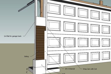 interior jamb around garage door » Electronic Wallpaper | Electronic ...