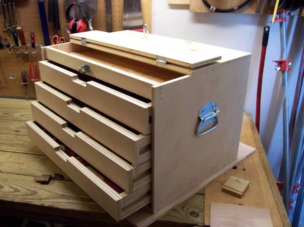 Homemade Wood Tool Box Plans | Okeviewdesign.co