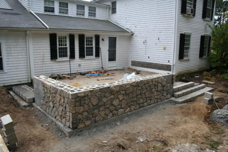 How To Build A Raised Concrete Patio | MyCoffeepot.Org on Raised Concrete Patio Ideas id=29434