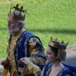 Re e Regina corteo storico 2014