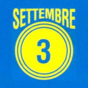 3 Settembre