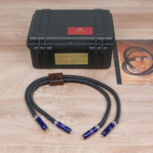 Kimber Kable Select KS-1030 highend audio interconnects RCA 0,5 metre 11