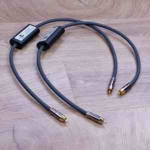 Fadel Art AeroLitz audio interconnects RCA 0,75 metre 1