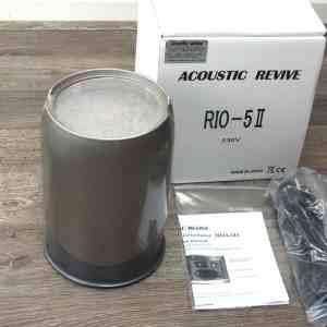 Acoustic Revive RIO-5II Negative ION Generator BRAND NEW 1