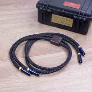 Kimber Kable Select KS-1021 audio interconnects RCA 1,0 metre 1