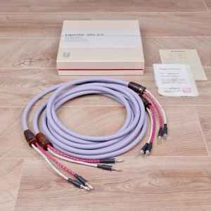 Kondo Audio Note Operia SPc-25 audio speaker cables 2,5 metre 11