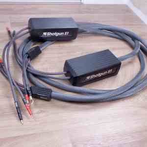 MIT Cables Shotgun S1 audio speaker cables 3,6 metre 1