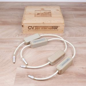 MIT MI-350 CVTerminator Twin audio interconnects RCA 1,0 metre 11