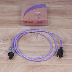 Nordost Vishnu audio power cable 2,0 metre 1
