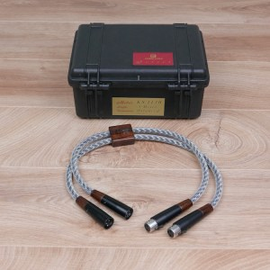 Kimber Kable Select KS-1130 highend audio interconnects XLR 0,5 metre 11