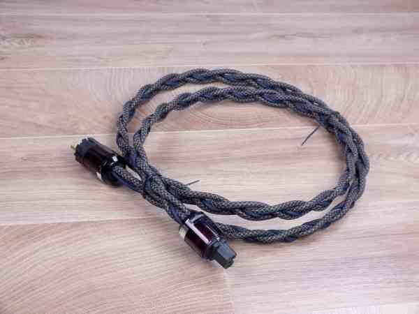 LessLoss DFPC Reference audio power cable 2,0 metre 1