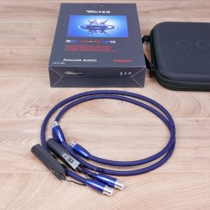 AudioQuest Water audio interconnects XLR 1,0 metre NEW 1