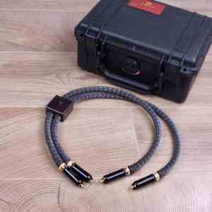 Kimber Kable Select KS-1026 audio interconnects RCA 0,5 metre 1