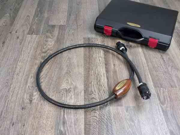 Jorma Design Prime highend audio power cable 1,5 metre 1
