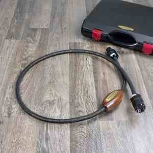 Jorma Design Prime highend audio power cable 1,5 metre 1