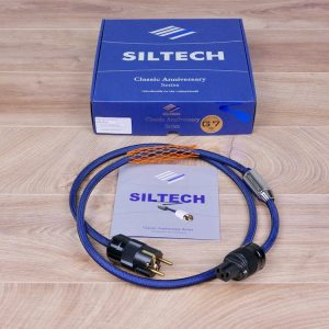 Siltech SPX-800 Classic Anniversary G7 audio power cable 1,5 metre 11