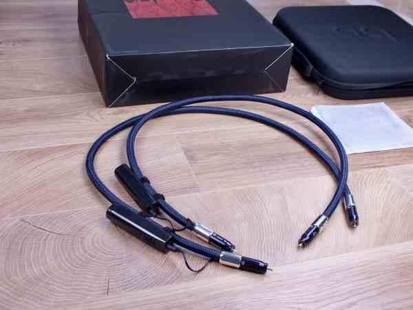 AudioQuest Wild highend audio interconnects RCA 1,0 metre 11