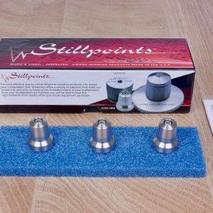 Stillpoints Ultra Mini audio tuning feet set of 3 11