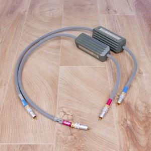 MIT MI-330 Series Two High Impedance audio interconnects 1,0 metre 1