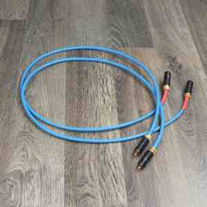 Siltech ST-48 G3 audio interconnects RCA 1,0 metre 1