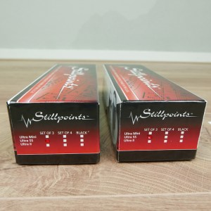 Stillpoints Ultra SS audio tuning feet set of three (2 sets available) 4