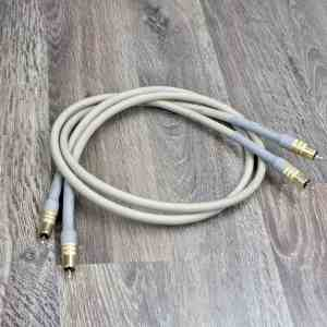 Cardas Neutral Reference audio cables interconnects RCA 1,0 metre 1