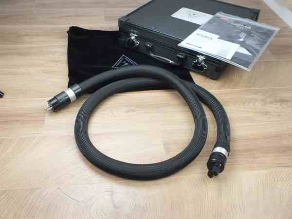 Shunyata Research Z-Tron Sigma Digital highend audio power cable 1,75 metre 1