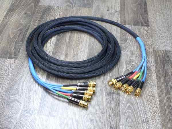 Siltech CMP-5 G5 Classic digital audio component cable BNC 5,0 metre 1